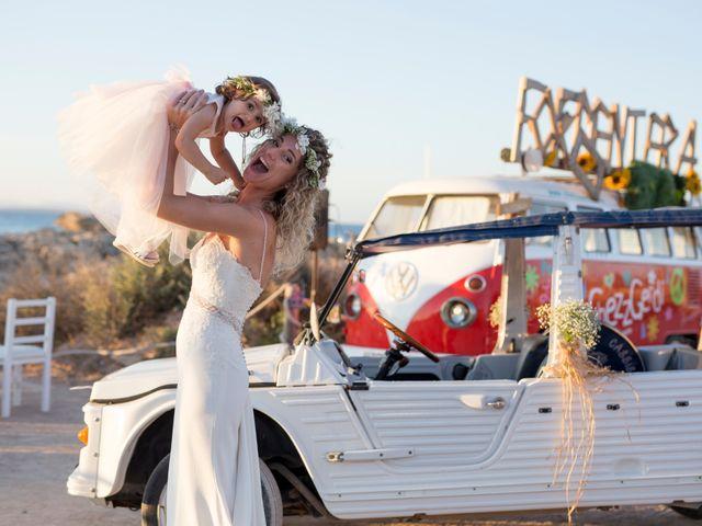 La boda de Massimo y Raffaella en Es Pujols/els Pujols (Formentera), Islas Baleares 17