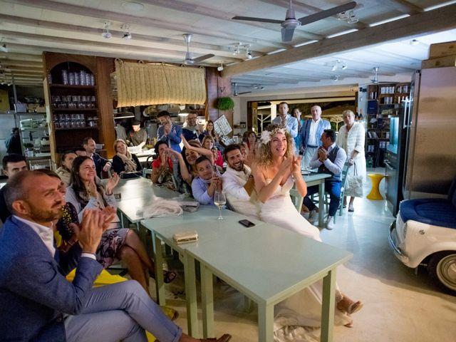 La boda de Massimo y Raffaella en Es Pujols/els Pujols (Formentera), Islas Baleares 18