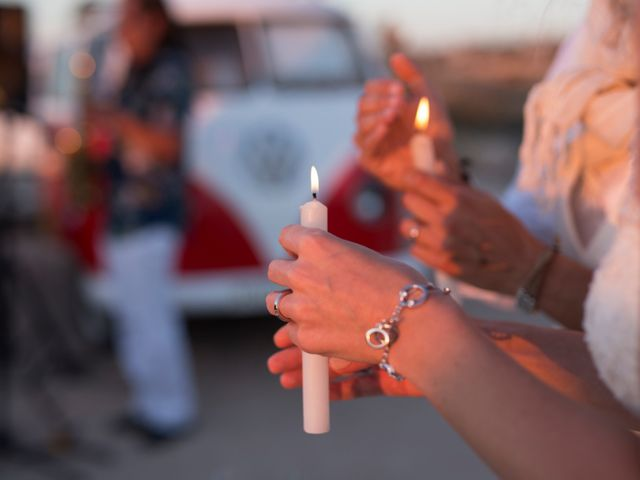 La boda de Massimo y Raffaella en Es Pujols/els Pujols (Formentera), Islas Baleares 20