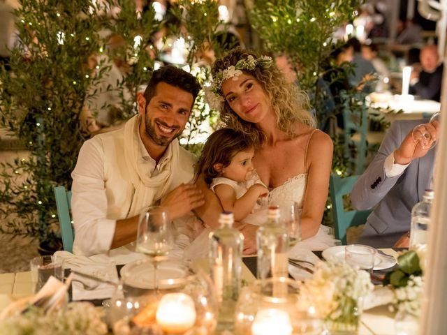 La boda de Massimo y Raffaella en Es Pujols/els Pujols (Formentera), Islas Baleares 23