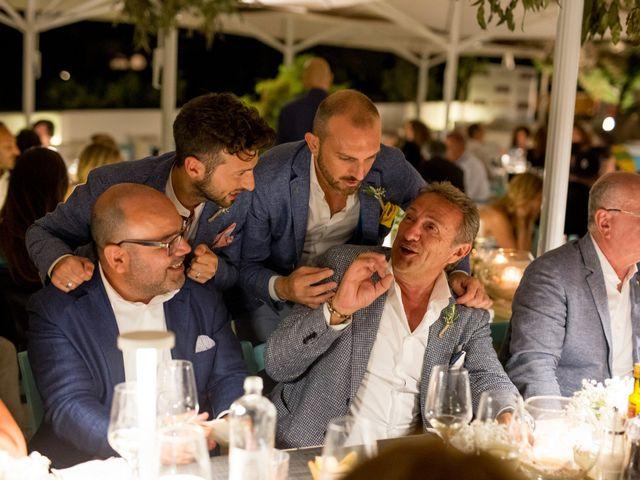 La boda de Massimo y Raffaella en Es Pujols/els Pujols (Formentera), Islas Baleares 24