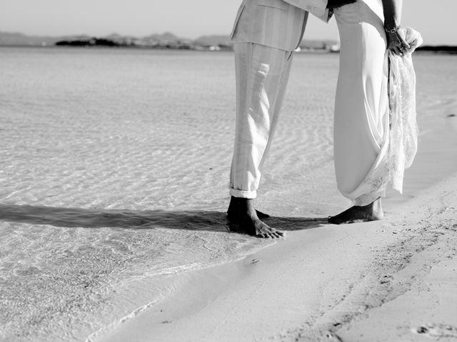 La boda de Massimo y Raffaella en Es Pujols/els Pujols (Formentera), Islas Baleares 32