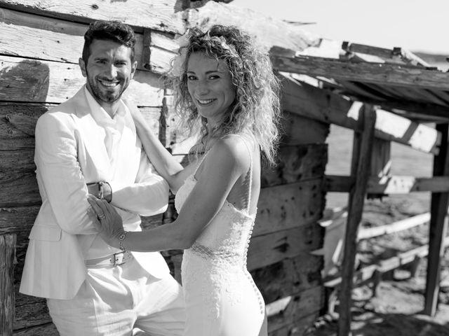 La boda de Massimo y Raffaella en Es Pujols/els Pujols (Formentera), Islas Baleares 33
