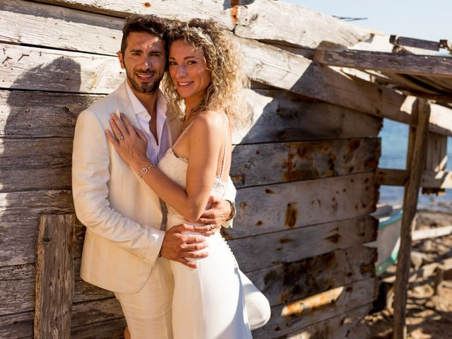 La boda de Massimo y Raffaella en Es Pujols/els Pujols (Formentera), Islas Baleares 34