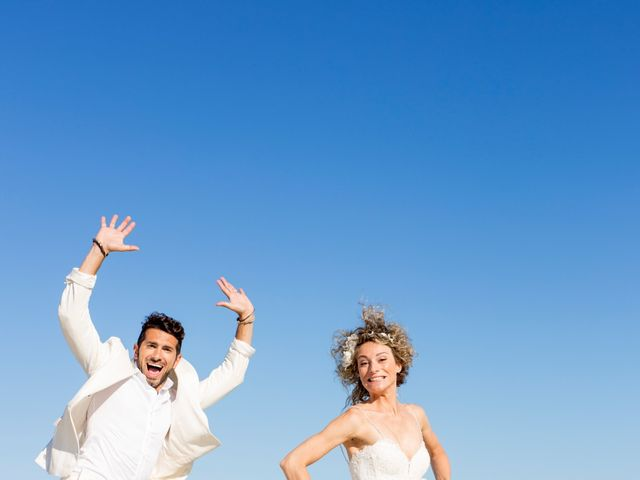 La boda de Massimo y Raffaella en Es Pujols/els Pujols (Formentera), Islas Baleares 35