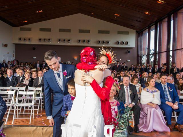 La boda de José Manuel y Rocío en Toledo, Toledo 37