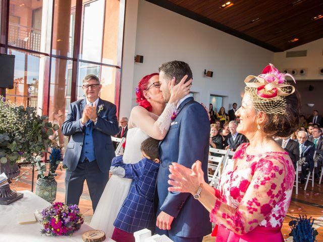La boda de José Manuel y Rocío en Toledo, Toledo 38