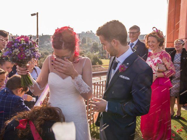 La boda de José Manuel y Rocío en Toledo, Toledo 43
