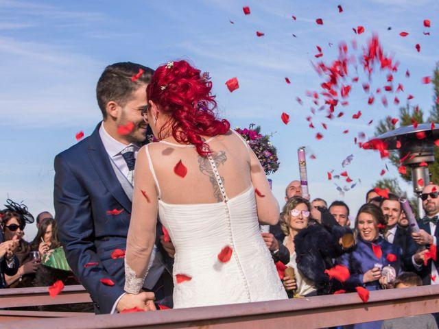 La boda de José Manuel y Rocío en Toledo, Toledo 44