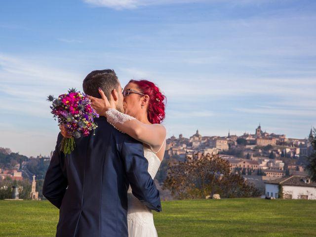 La boda de José Manuel y Rocío en Toledo, Toledo 45