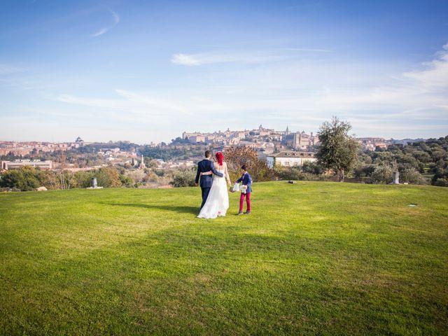 La boda de José Manuel y Rocío en Toledo, Toledo 47