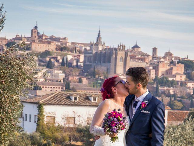 La boda de José Manuel y Rocío en Toledo, Toledo 48