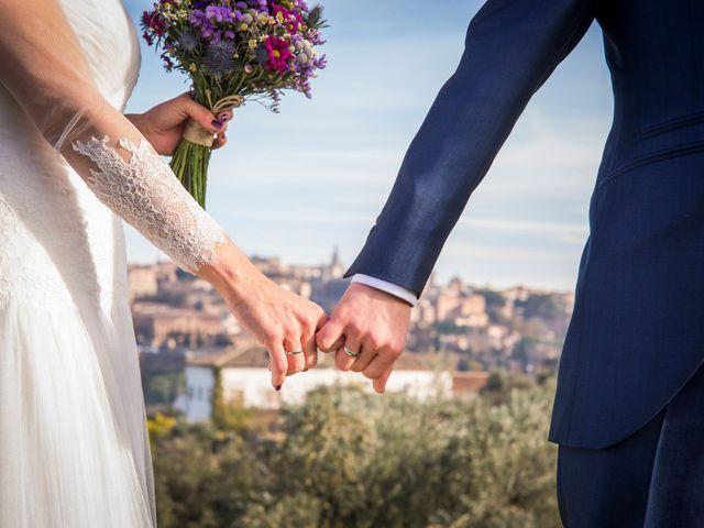 La boda de José Manuel y Rocío en Toledo, Toledo 1