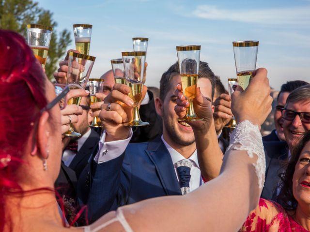 La boda de José Manuel y Rocío en Toledo, Toledo 52