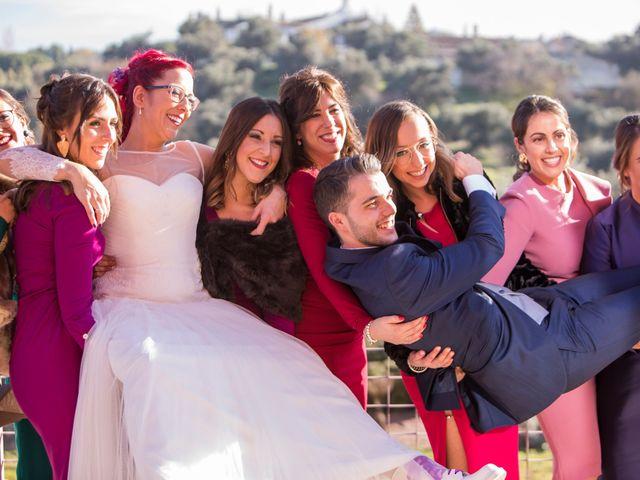 La boda de José Manuel y Rocío en Toledo, Toledo 56