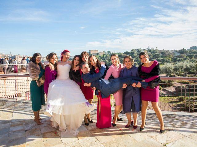 La boda de José Manuel y Rocío en Toledo, Toledo 58