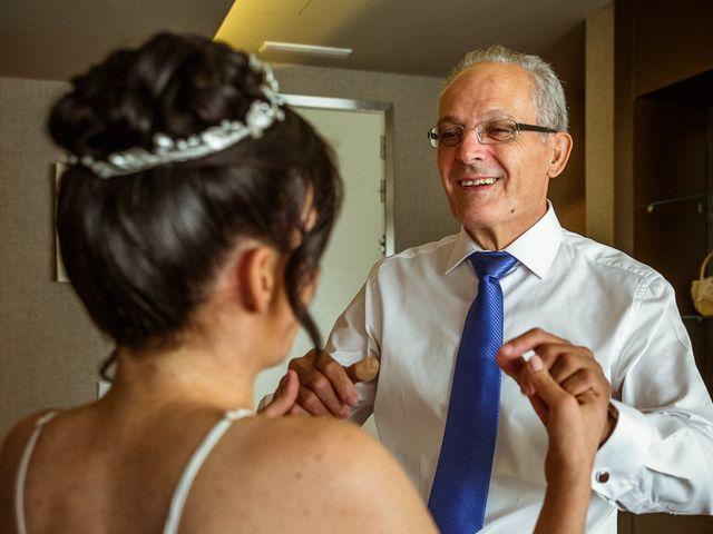 La boda de Daniel y Vanesa en Zaragoza, Zaragoza 9