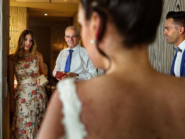 La boda de Daniel y Vanesa en Zaragoza, Zaragoza 12