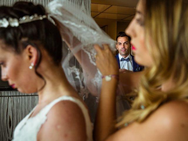 La boda de Daniel y Vanesa en Zaragoza, Zaragoza 14