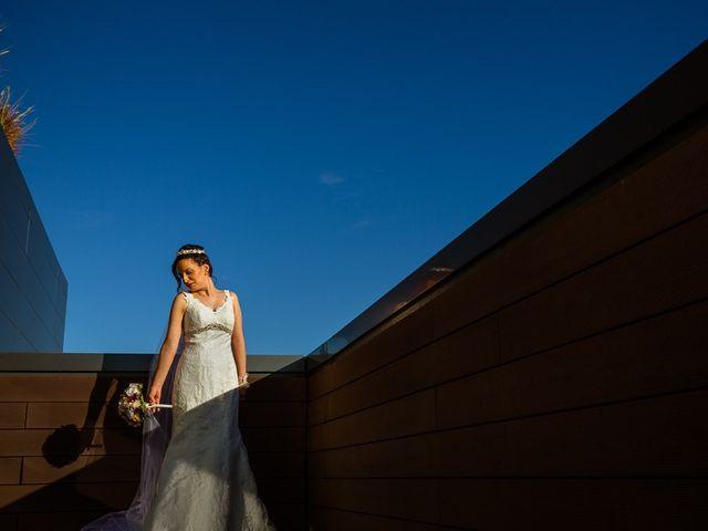 La boda de Daniel y Vanesa en Zaragoza, Zaragoza 15