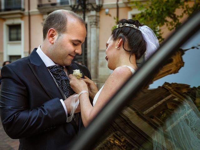 La boda de Daniel y Vanesa en Zaragoza, Zaragoza 17