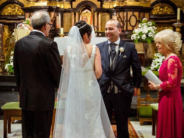 La boda de Daniel y Vanesa en Zaragoza, Zaragoza 20