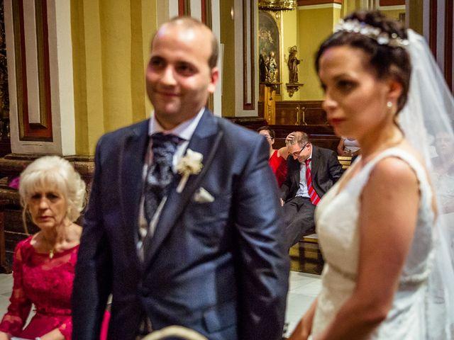 La boda de Daniel y Vanesa en Zaragoza, Zaragoza 22