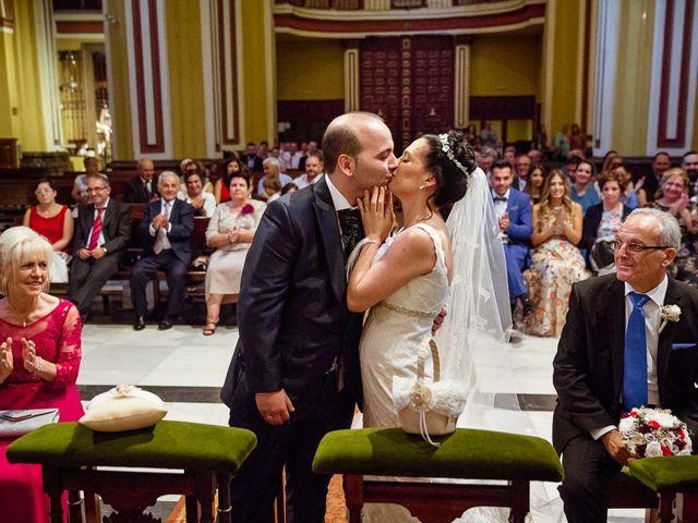 La boda de Daniel y Vanesa en Zaragoza, Zaragoza 23