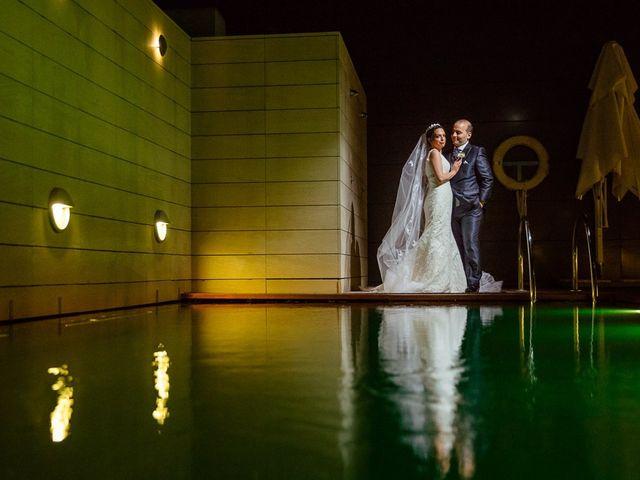 La boda de Daniel y Vanesa en Zaragoza, Zaragoza 25