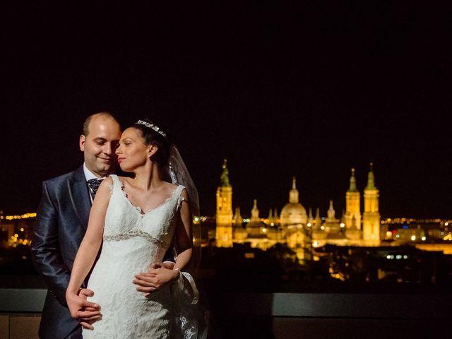 La boda de Daniel y Vanesa en Zaragoza, Zaragoza 26