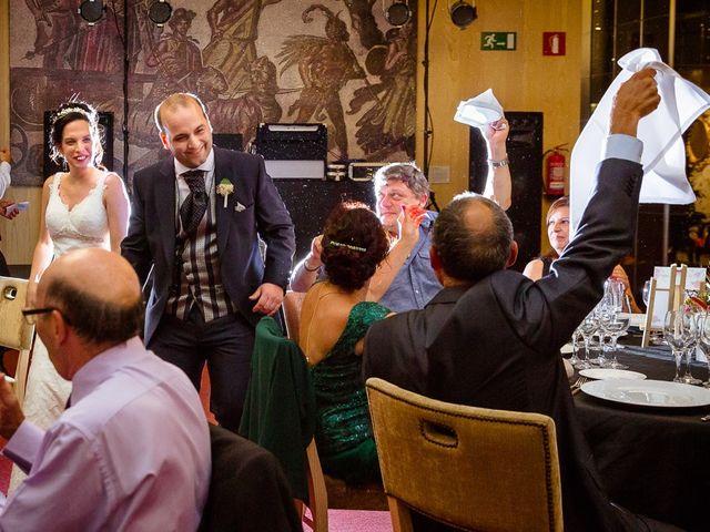 La boda de Daniel y Vanesa en Zaragoza, Zaragoza 28