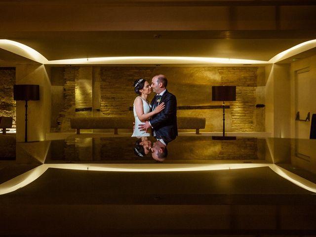 La boda de Daniel y Vanesa en Zaragoza, Zaragoza 35