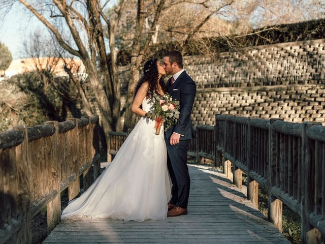 La boda de Andrea y Berni