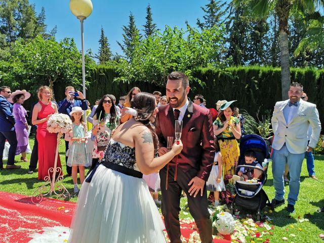 La boda de Raquel  y Iker