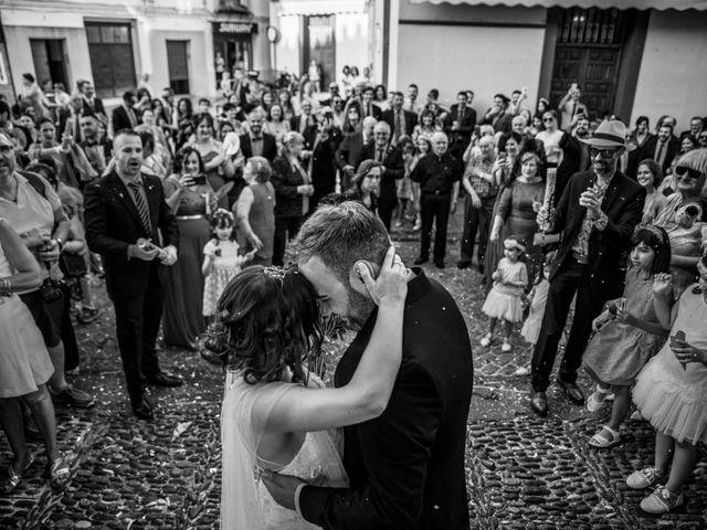 La boda de David y Estíbaliz en Córdoba, Córdoba 20