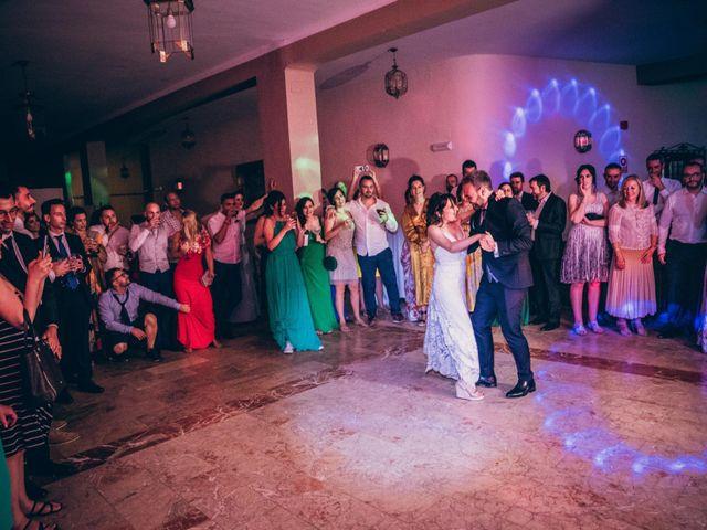 La boda de David y Estíbaliz en Córdoba, Córdoba 28