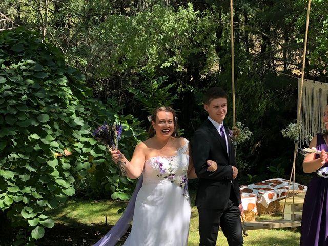 La boda de Cristian  y Sylvia en Navaluenga, Ávila 3