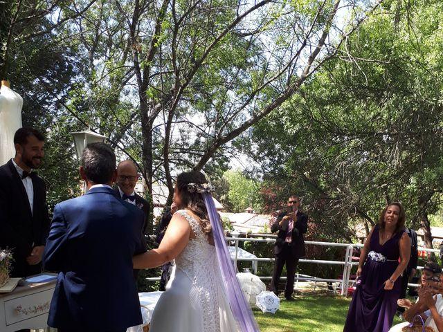 La boda de Cristian  y Sylvia en Navaluenga, Ávila 4