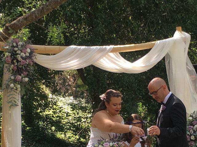 La boda de Cristian  y Sylvia en Navaluenga, Ávila 5