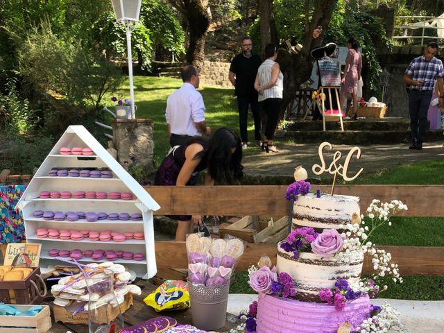 La boda de Cristian  y Sylvia en Navaluenga, Ávila 7