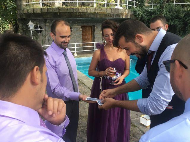 La boda de Cristian  y Sylvia en Navaluenga, Ávila 8