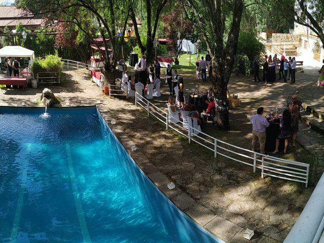 La boda de Cristian  y Sylvia en Navaluenga, Ávila 1