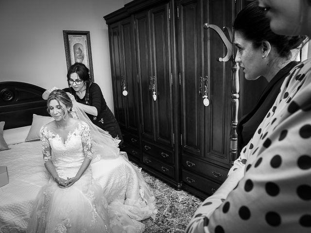 La boda de Jose Amador y Sandra en Hinojosa Del Duque, Córdoba 8