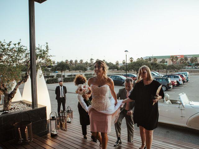 La boda de Paul y Sara en Torre Del Mar, Málaga 28