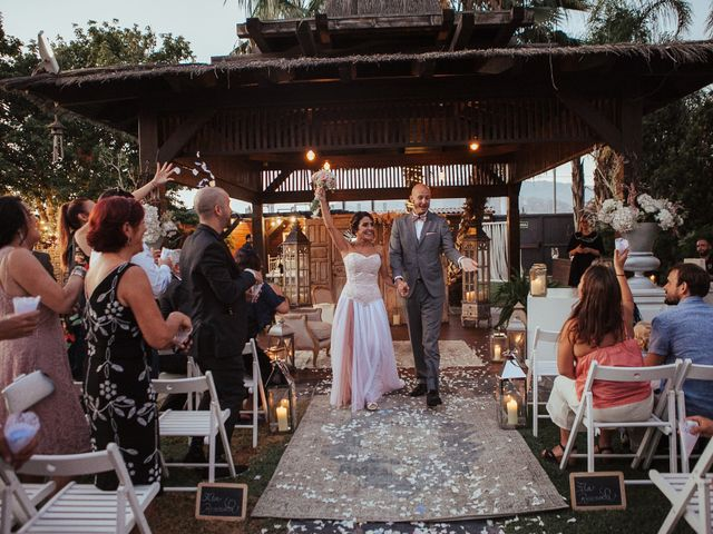 La boda de Paul y Sara en Torre Del Mar, Málaga 45