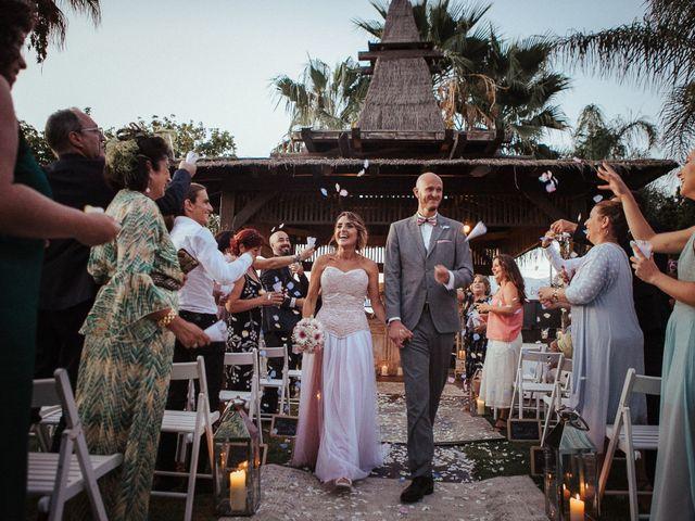 La boda de Paul y Sara en Torre Del Mar, Málaga 47