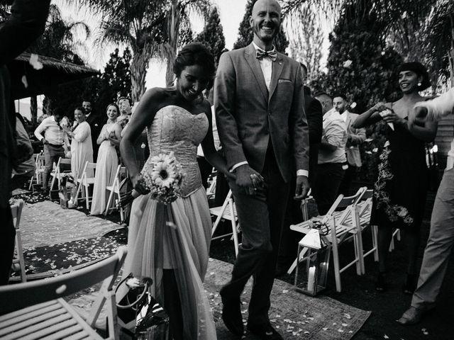 La boda de Paul y Sara en Torre Del Mar, Málaga 48