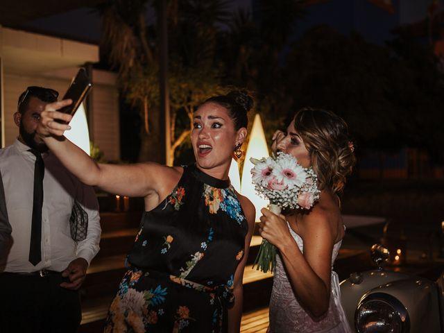 La boda de Paul y Sara en Torre Del Mar, Málaga 52