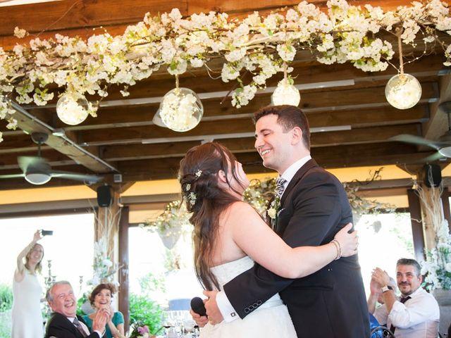 La boda de Leire y Gonzalo