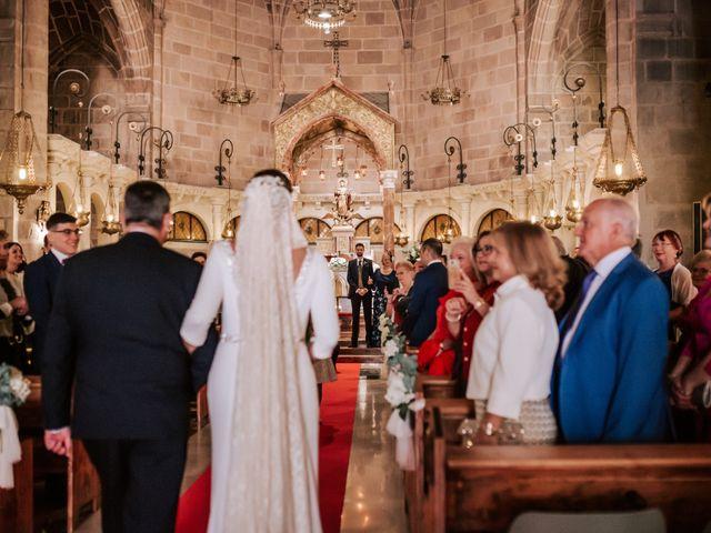La boda de David y Atenea en Castalla, Alicante 13